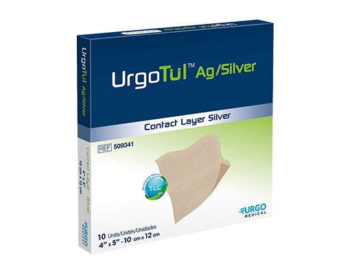 UrgoTul Ag/Silver package.
